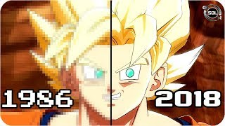 ALL Dragon Ball Games 1986-2018 Compilation (Console/PC)