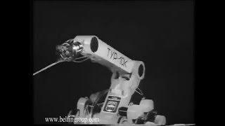 Промышленные роботы СССР ЧАСТЬ -1 Вспомнить все