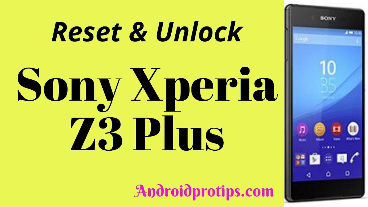 How To Hard Reset Unlock Sony Xperia L2 Youtube