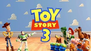 Toy Story 3 PC #1 - GamePlay Dublado BR