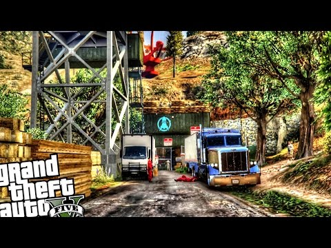 how to get to the military base on gta v