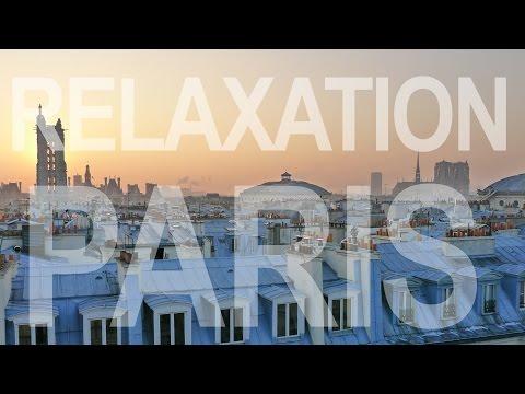 Relaxation : bruit d'une grande ville à l'aube (Paris) - 1 heure