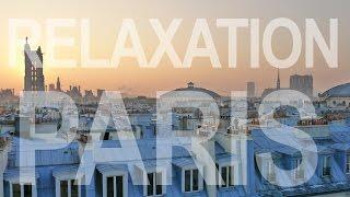 🎧 Relaxation : bruit d'une grande ville à l'aube (Paris) - 1 heure