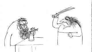 Mrs Twit gets angry...