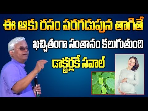 infertility-causes-and-remedies-||-dr-khader-vali-||-peepal-leaf-uses-||-sumantv-organic-foods