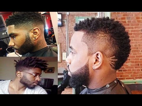 Best African American Mens Hairstyles - YouTube