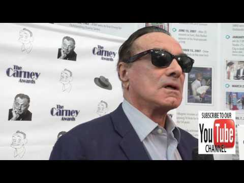 Dan Hedaya talks about Art Carney at the 2nd Annual Carney Awards at Paley Center in Beverly Hills