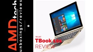 Teclast Tbook 10s: A Dual OS 2-in-1 that Won't Break the Bank