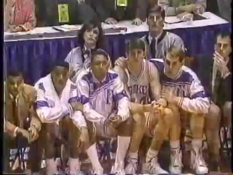 The Shot by Christian Laettner | Sean Woods Interview | 1992 Kentucky vs Duke - YouTube