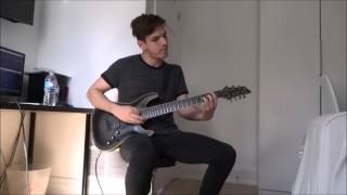 Issues | COMA | GUITAR COVER FULL (NEW SONG 2016)