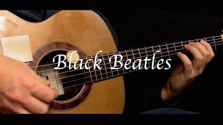 Rae Sremmurd Black Beatles ft. Gucci Mane Fingerstyle Guitar