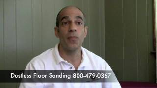 Dustless Wood Floor Sanding in Eastern MA - Mark's Master Service