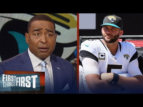Cris Carter's advice to the Jags: Swallow your pride and call Kaepernick   NFL   FIRST THINGS FIRST