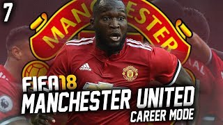 FIFA 18: Manchester United Career Mode #7 - WELCOME BACK ZLATAN!!!