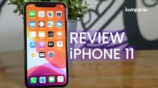Review iPhone 11: Desain Membosankan, Kamera Jagoan