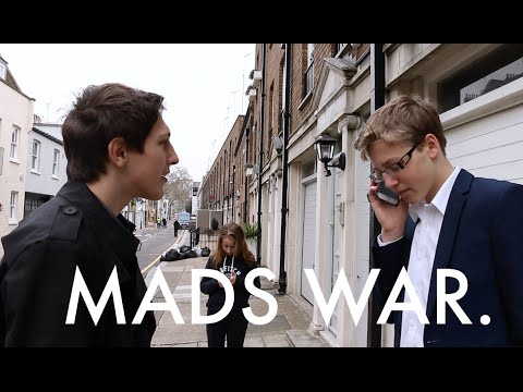 MADS WAR. short film (2016)