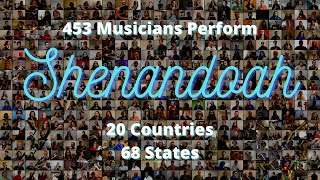 453 Musicians of all Ages Perform Shenandoah