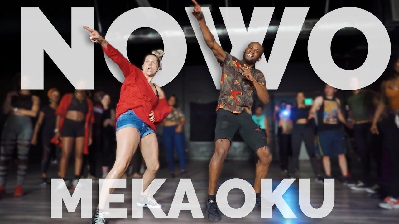 Download DJ Spinall & Wizkid - Nowo | Meka Oku Choreography