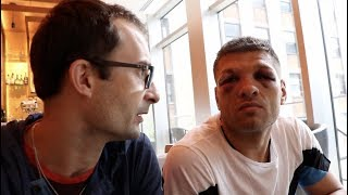 THE MORNING AFTER! - SERGIY DEREVYANCHENKO REACTS TO CONTROVERSIAL UD LOSS AGAINST GENNADY GOLOVKIN