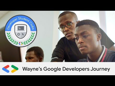 Developer Student Club Cloud Study Jam in Ghana