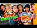I HID THE WORLD'S HOTTEST GUMMY BEAR in A BOWL OF HARIBO!! EPIC PRANK | The Family Project
