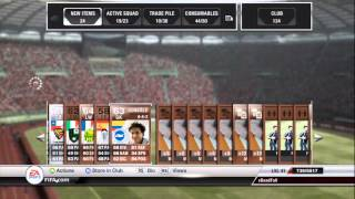 "FIFA 12 Ultimate Team | Pack opening #3 | Bronze packs and ""TOTS Akinfenwa""?"