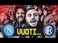 VUOTI... NAPOLI 1-3 INTER | LIVE REACTION SAN PAOLO NAPOLETANI HD