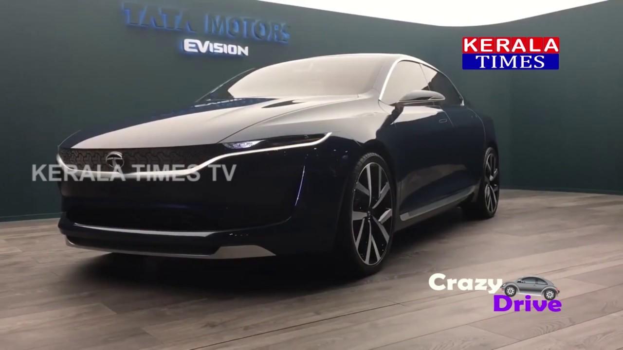 tata evision sedan concept   exclusive   crazy drive   kerala times