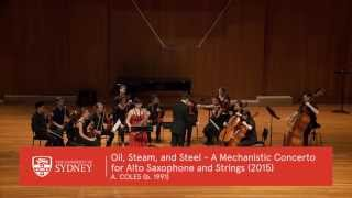 A. Coles: Oil, Steam, and Steel - part 1/2