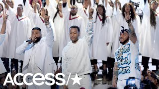 Lauren London's Emotional Tribute To Nipsey Hussle Steals 2019 BET Awards: More Top Moments!