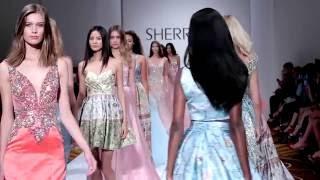 SHERRI HILL SS17 Runway Show | NYFW