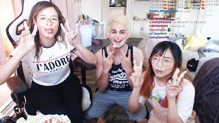 Poki Hits 2 Million Followers | Fed vs Kimi Burnt Food | LilySneakyChu | Nice Guy Toast