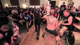 TRAPPED UNDER ICE (FULL SET) - OUTBREAK FESTIVAL - Broomhall Centre, Sheffield.