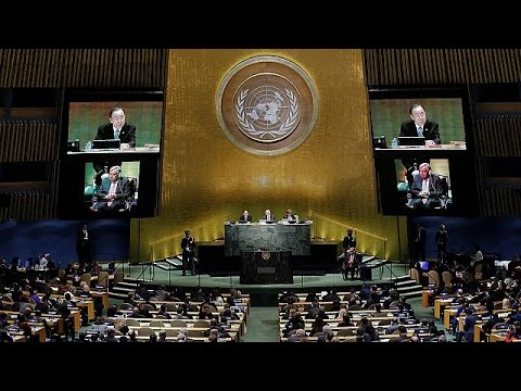 The United Nations - ripe for reform under Antonio Guterres