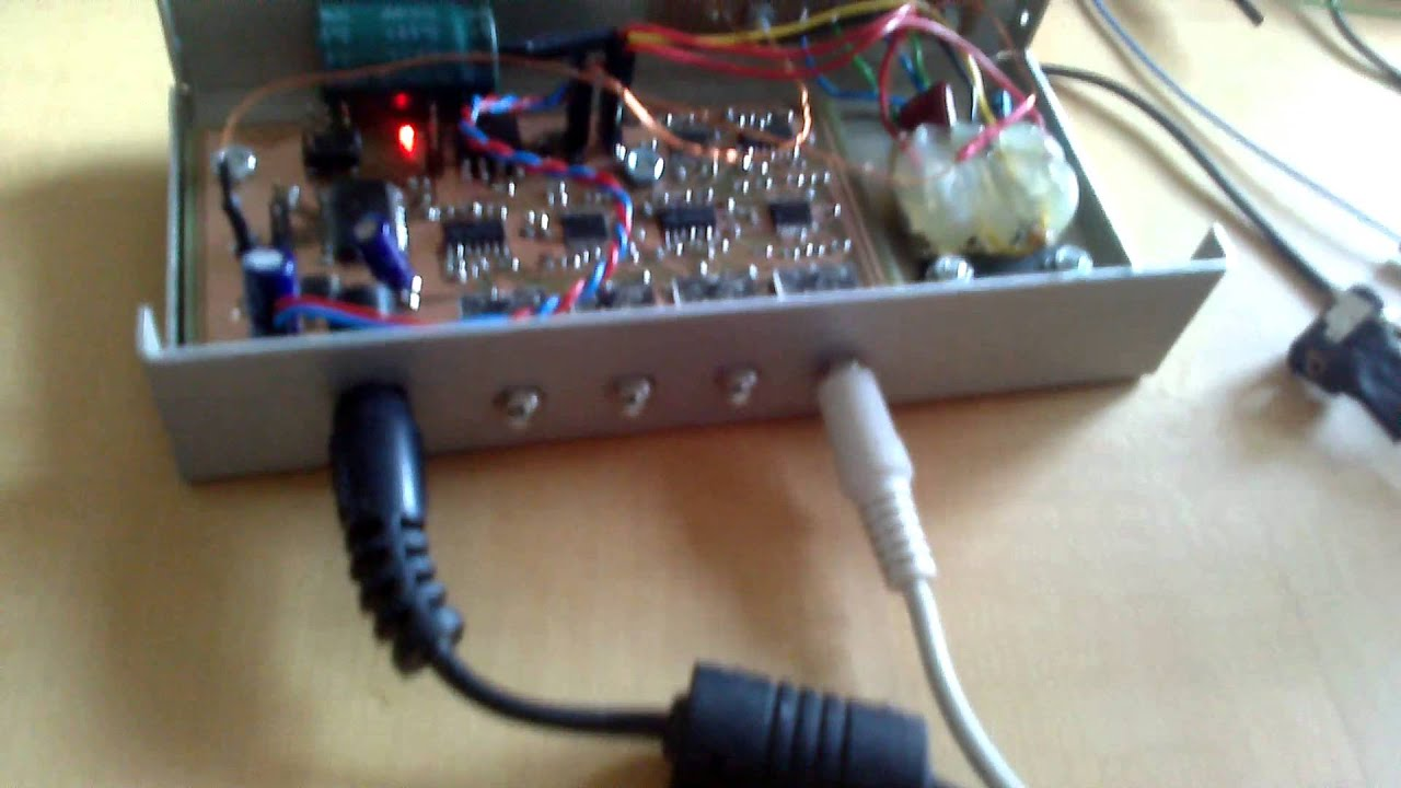 Homemade 100 Hp Motor Controller For An Electric Car Electronicslab