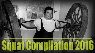 Squat Compilation 2016