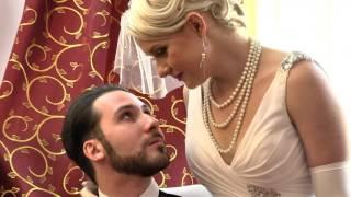 видео Тематическая свадьба в стиле Чикаго 30-х годов
