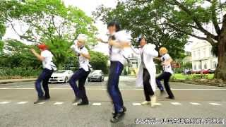 【アルスマグナ】シンガポールでおちん【ギガンティックO.T.N】〜Gigantic O.T.N shoot at Singapore 〜