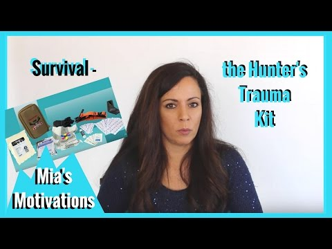 Survival with the Hunter's Trauma Kit