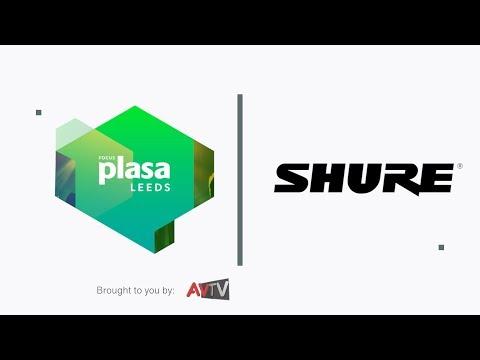 New Shure TwinPlex Subminiature Microphones Presented at PLASA Focus
