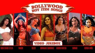 Bollywood HOT Item Songs | Video Jukebox | Nonstop Hits