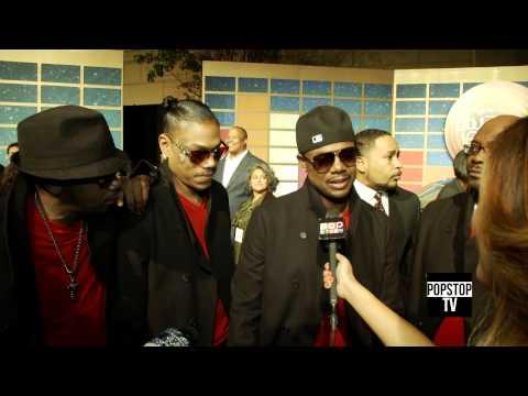 Jodeci Talk Reunion Performance at Soul Train Awards and New Album!
