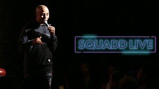 connectYoutube - Brent Taylor - Dre Is My Favorite Rapper | SquADD Live Stand-Up