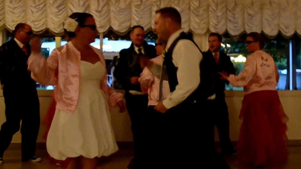 Best Grease Wedding Dance Surprise Ending Must See Youtube