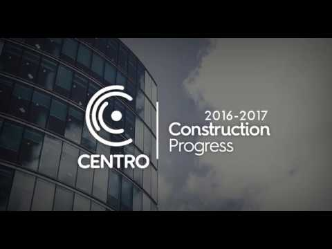 Centro Egypt | Business Hub in New Cairo - Construction Evolution
