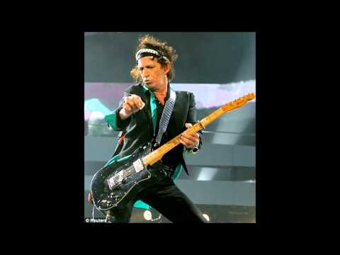 Vic Porcelli - Keith Richards of The Rolling Stones Has a Birthday Today