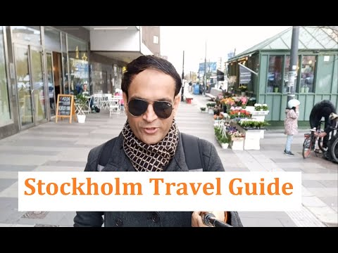 Stockholm Travel Guide   Daily Essential Shopping in Stockholm   Stockholm  Tour