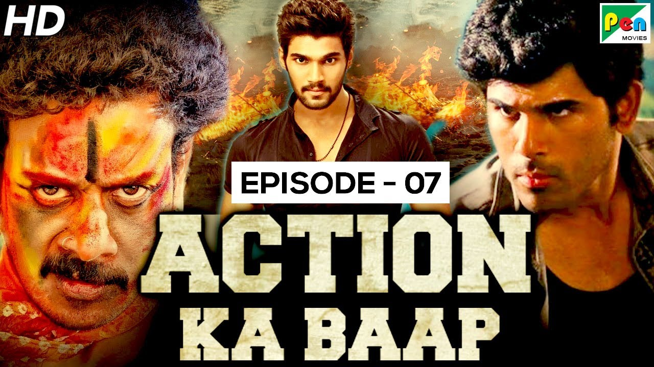 Action Ka Baap - EP - 07 | Back To Back Action Scenes | Mahaabali, Pottu Ek Tantra, Shoorveer 2
