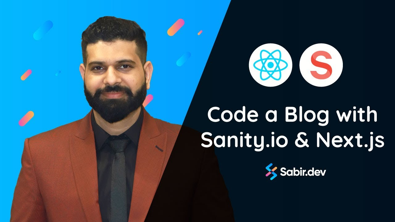 Code a Blog with Sanity.io and Next.js in Urdu / Hindi