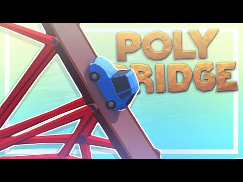 Being the best feels SO GOOD! - Poly Bridge